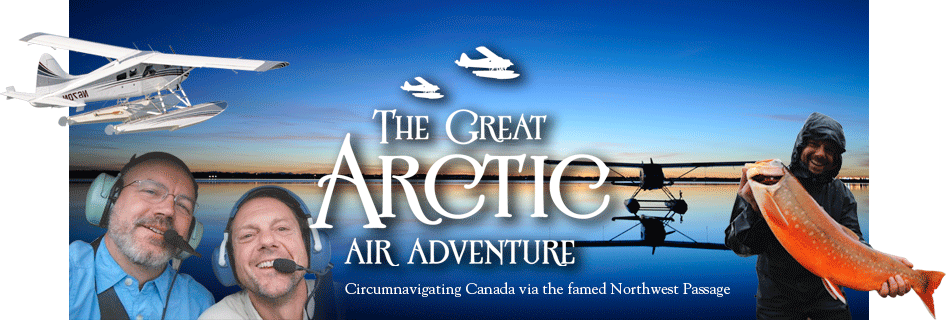The Great Arctic Air Adventure